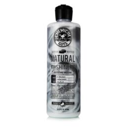 chemical guys shop natural shine dressing kunststoff und gummi