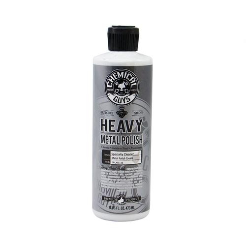 chemical guys shop heavy metal polish