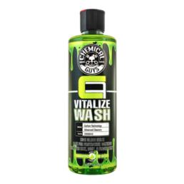 chemical guys shop deutschland carbon flex vitalize wash shampoo für coatings 473ml