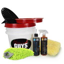 chemical guys shop handwäsche starter kit matt