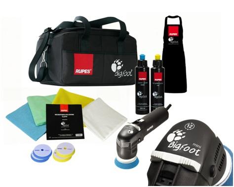 Rupes mini bigfoot deluxe kit