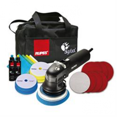 chemical guys shop rupes bigfoot duetto deluxe kit