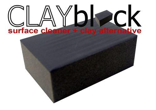 chemical guys shop clay block knetschwamm