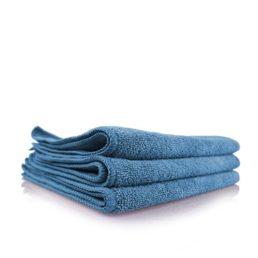 chemical guys shop workhorse towel blue microfaser blau glas