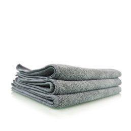 chemical guys shop workhorse towel grey microfaser grau metall