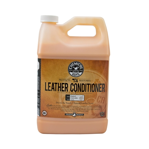 chemical guys shop leather conditioner gallone SPI_401-2