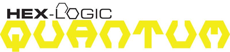 Chemical Guys Shop hex logic quantum logo gelb