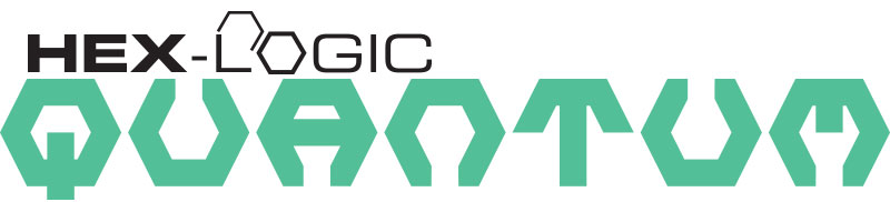 Chemical Guys Shop hex logic quantum logo grün