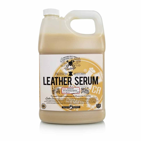 SPI_111-2 chemical guys shop leather Serum lederpflege gallone