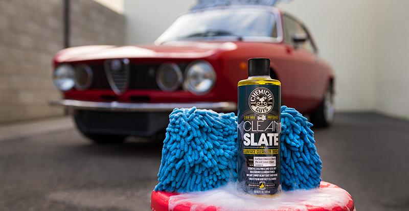 chemical guys shop clean slate stark reinigendes Shampoo mit synthetischen Gleitmitteln 473ml