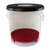 chemical guys shop cyclone dirt trap rot eimereinsatz grit guard produktbild  4