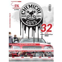 Chemical Guys Shop Magazin Ausgabe Juli:August