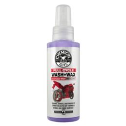 Chemical Guys Shop Moto Line Motorradpflege wasserlos waschen wachsen wash and wax 118ml