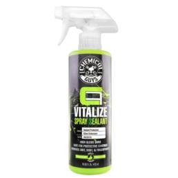 Chemical Guys Shop Deutschland Carbon Flex Vitalize Spray Sealant Detailer Pflege Spray für coatings 473ml