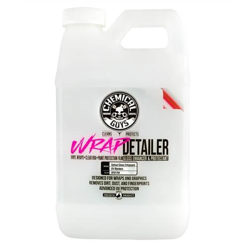 chemical guys shop deutschland wrap detailer pflegespray für folien carwrapping mini Gallone SPI21764-2