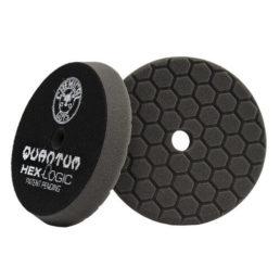 Chemical Guys Shop Deutschland 150mm Polierpad Hex Logic Quantum schwarz