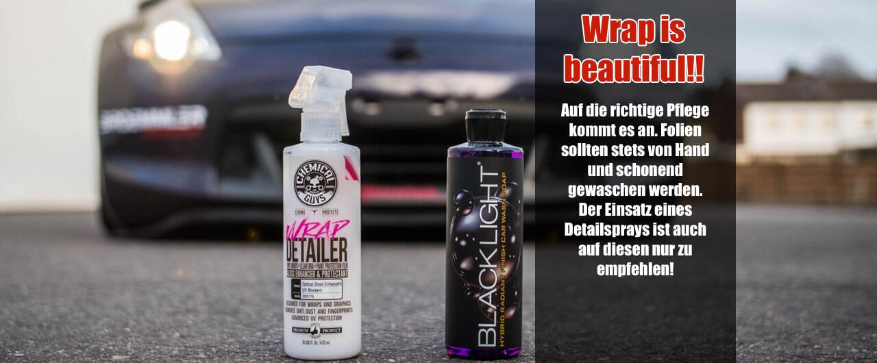 Wrap Detailer BL Soap