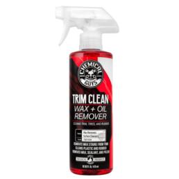 Chemical Guys Shop Deutschland Trim Clean oil wax remover Kunststoffreiniger Politurrückstände entfernen 473ml 4