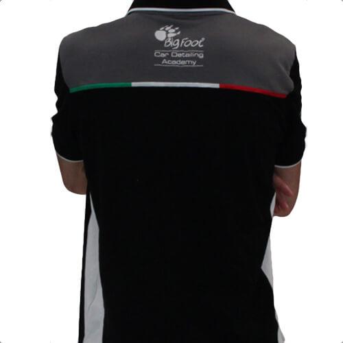 Chemical Guys Shop Deutschland Rupes Bigfoot academy polo shirt 2