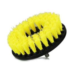 chemical guys shop deutschland teppichbürste polsterbürste medium acc_201_brush_md-carpet-brush-drill-attachment-medium-duty-yellow