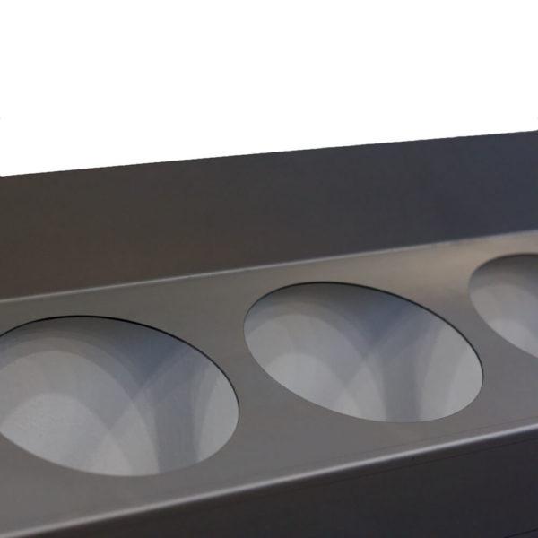 Chemical guys shop deutschland Halter Poliermaschinen Politur Flaschenhalter metall 3