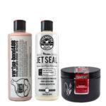 chemical guys shop deutschland high end shine kit maximum glanz set 4