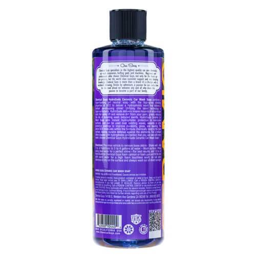chemical guys shop deutschland hydro suds silica sio2 shampoo suds silizium ceramic coating 2