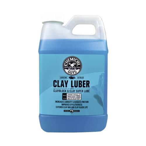 chemical guys shop deutschland luber clay knete gleitmittel kanister 1:2 gallone