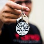 chemical guys german detailers cg keychain schlüsselanhänger anhänger ACC609_1 2