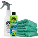 Chemical Guys Deutschland Go green – Kit für wasserloses waschen
