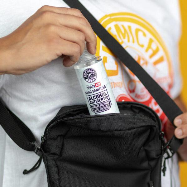chemical guys deutschland german detailers hand sanitizer alcohol alkohol antisept antibakteriell spray 80% 118 HYG10016 HYG100_8