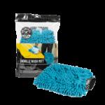 Chemical guys shop deutschland german detailers chenille elite deluxe waschhandschuh blau neu