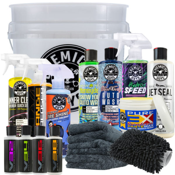 chemical guys shop deutschland ultimatives all you need komplett kit